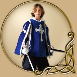 LARP Costume - Musketeer Tabard for Children